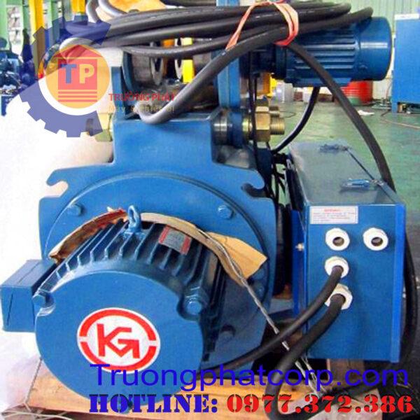 Phân loại pa lăng cáp điện - pa lăng cáp điện KG Hàn Quốc